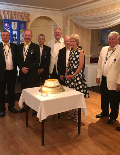 Founder Members Handover Evening 2018