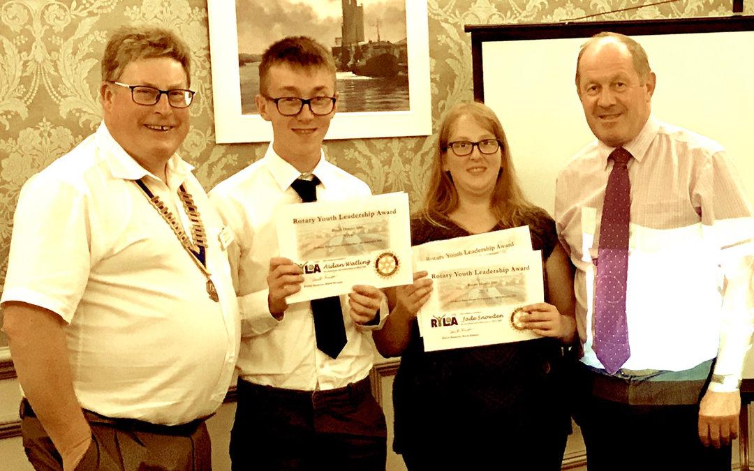 Rotary Youth Leadership Award (RYLA) 2018